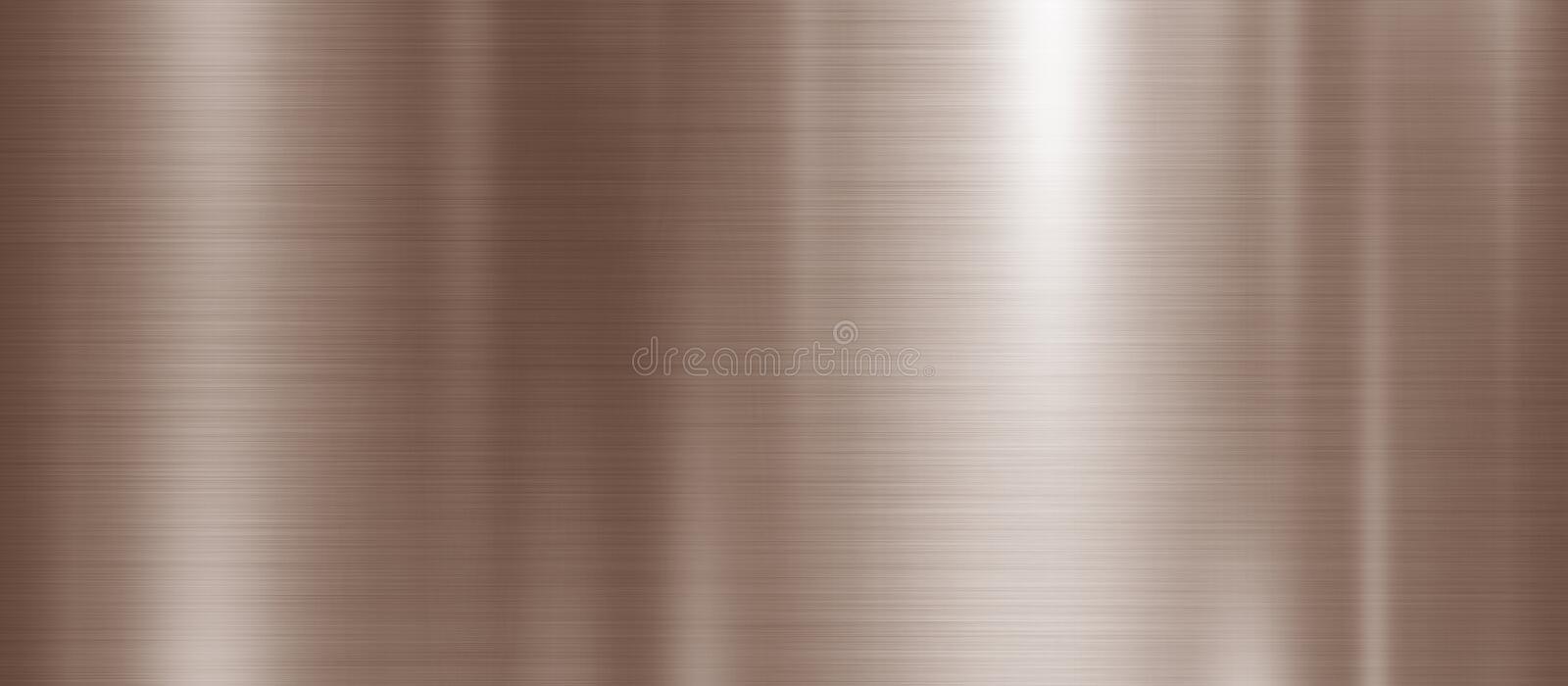 Copper metal texture background design royalty free stock photography