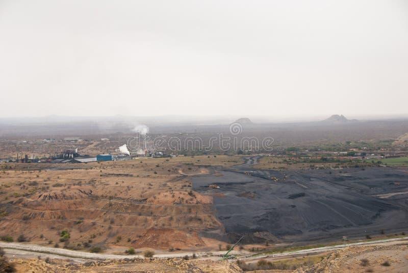 Copper mine stock photos