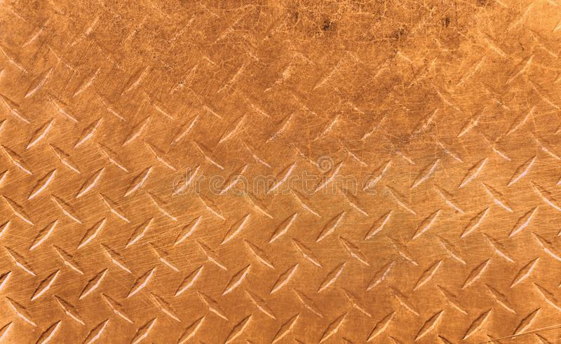 Weathered copper sheet stock photo. Image of material ...