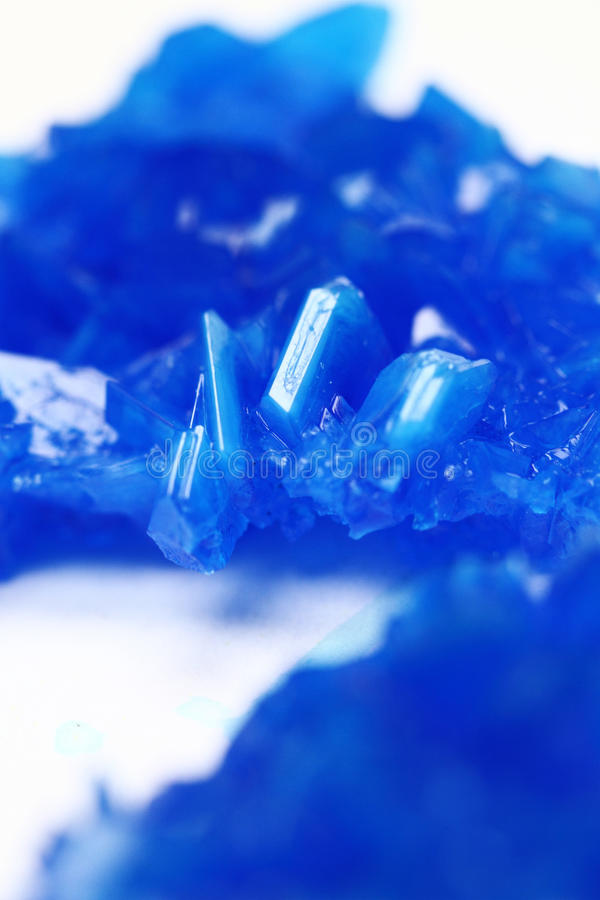 Download Copper sulfate stock photo. Image of cobalt, crystal - 25332004