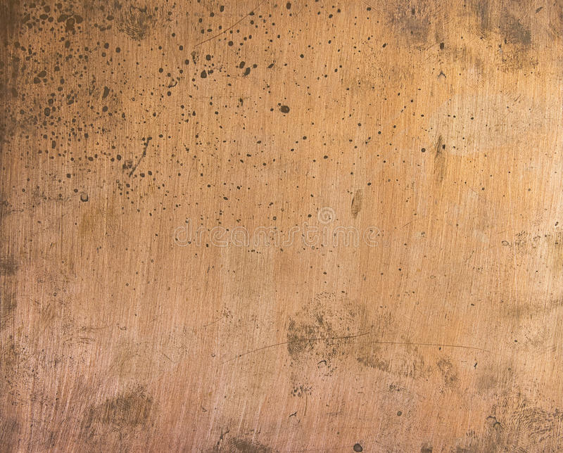 Copper texture royalty free stock photo