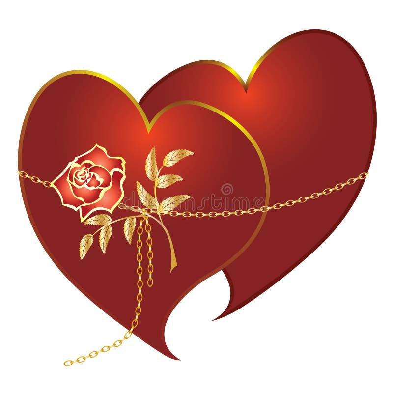 Download Coppie amorose illustrazione vettoriale. Illustrazione di illustrazione - 7314623