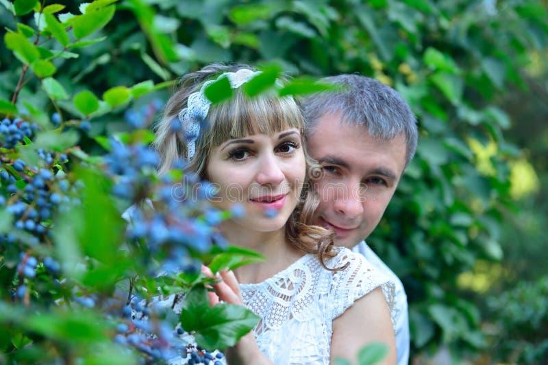 Coppie amorose fotografie stock libere da diritti