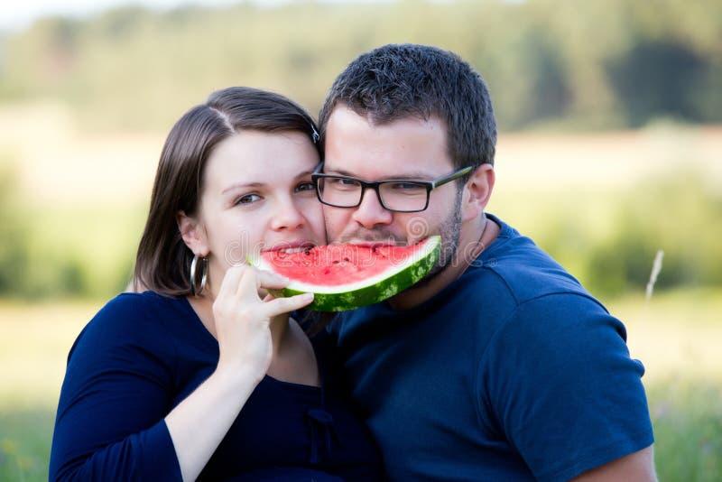 Coppie felici immagini stock libere da diritti