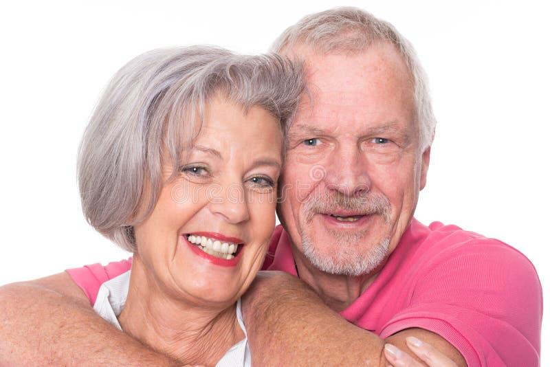 Coppie senior fotografia stock libera da diritti
