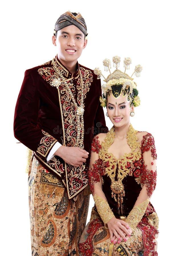 Download Coppie Tradizionali Di Nozze Di Java Immagine Stock - Immagine di amore, sposato: 30829851