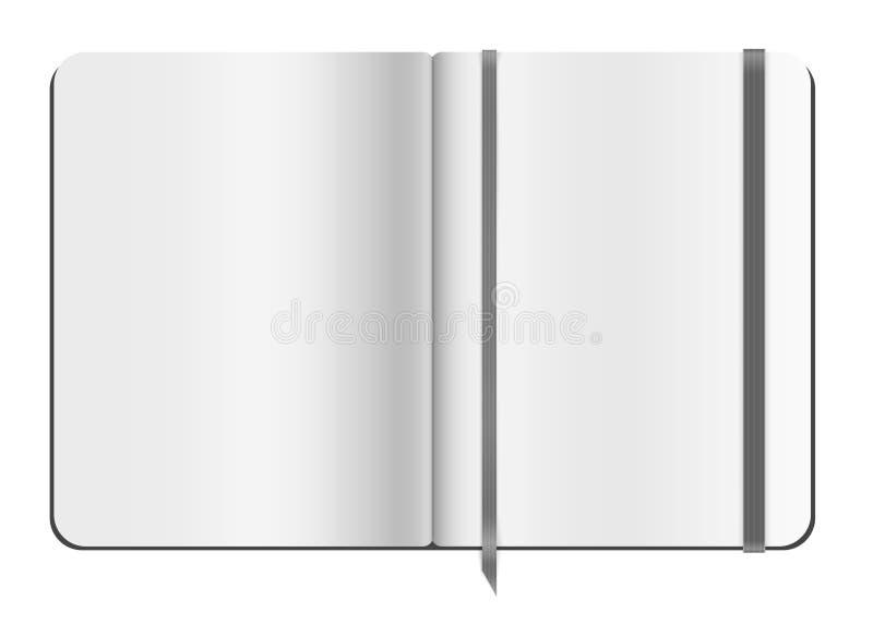 Copybook szablon ilustracji