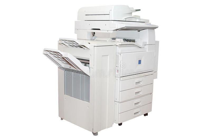 Copying machine royalty free stock photography