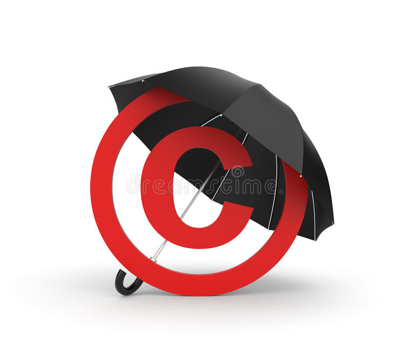 Download Copyright stock illustration. Image of object, owner - 11627610