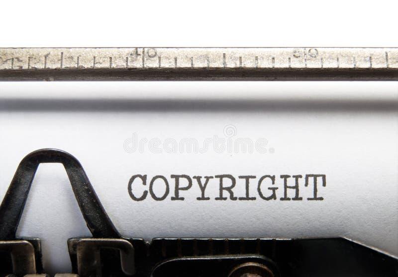 Copyright royalty-vrije stock fotografie