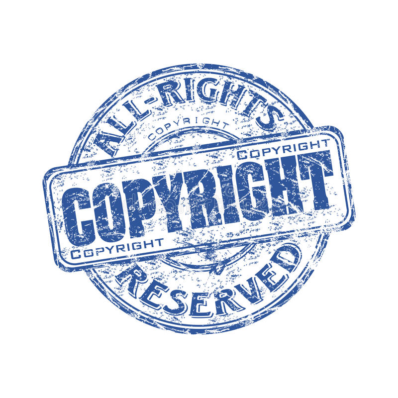 Free Copyright Grunge Rubber Stamp Stock Photography - 12702062