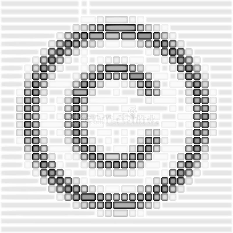Stock Images Copyright Symbol Picture Image 4356664