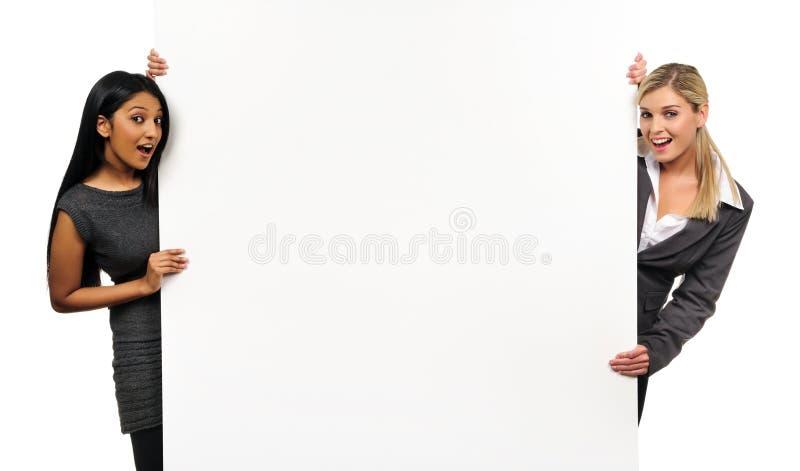 Copyspace Mädchen lizenzfreie stockfotografie