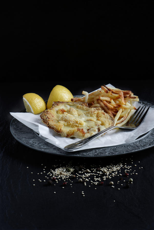 Coquilles St Jacques royalty-vrije stock fotografie