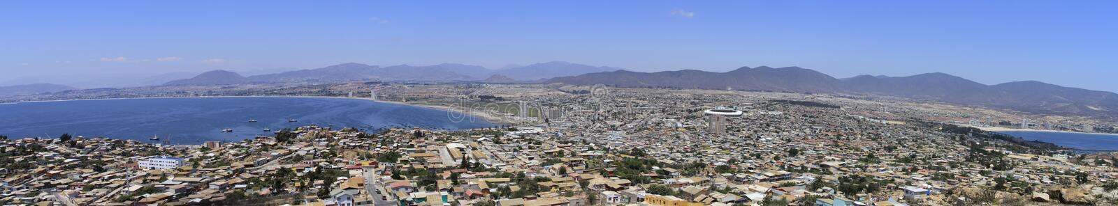 Coquimbo Chile stock images