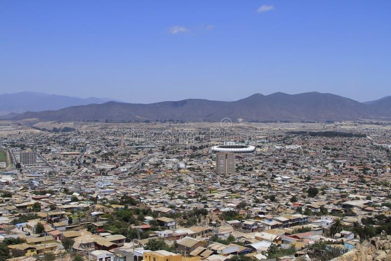 Coquimbo Chili photographie stock