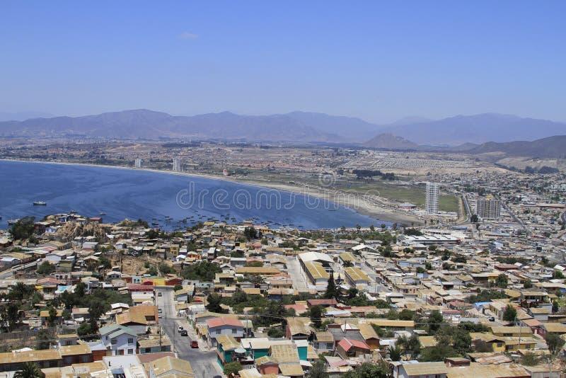Coquimbo Cile immagine stock
