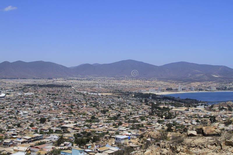 Coquimbo Cile fotografie stock libere da diritti