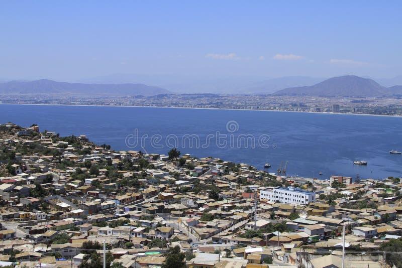 Coquimbo Cile fotografia stock libera da diritti