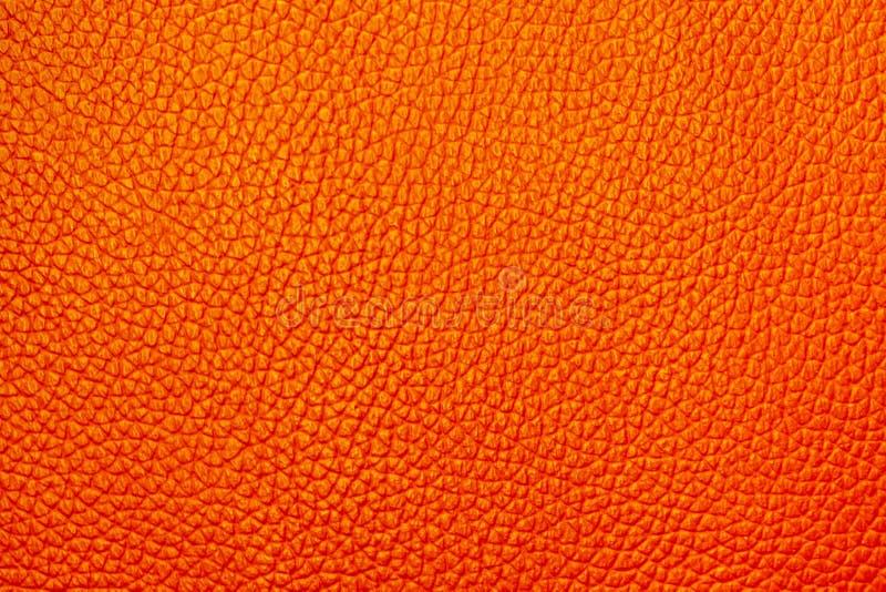 Cor alaranjada com o papel de parede fino do fundo da textura fotos de stock