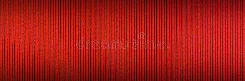 Cor alaranjada vermelha do fundo decorativo, inclina??o superior e mais baixo da textura listrada wallpaper Arte Projeto imagem de stock royalty free