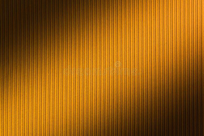Cor amarela do fundo decorativo, inclinação diagonal da textura listrada wallpaper Arte Projeto foto de stock royalty free