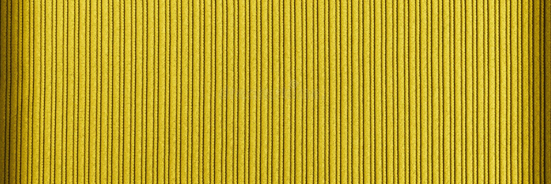 Cor amarela do fundo decorativo, inclinação listrado do vignetting da textura wallpaper Arte Projeto fotografia de stock royalty free