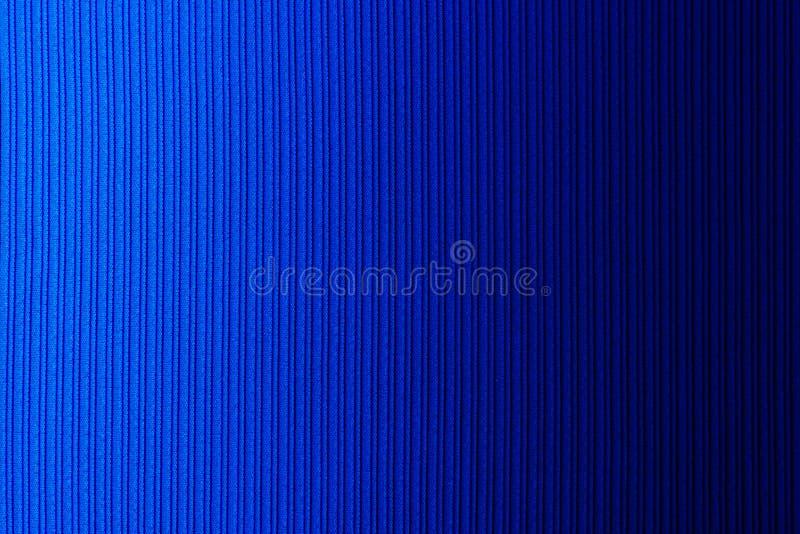 Cor azul do fundo decorativo, inclinação horizontal da textura listrada wallpaper Arte Projeto imagem de stock