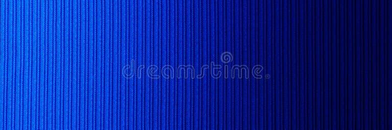 Cor azul do fundo decorativo, inclinação horizontal da textura listrada wallpaper Arte Projeto imagens de stock