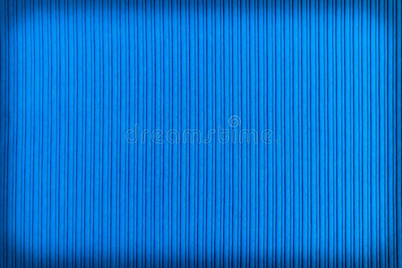 Cor azul do fundo decorativo, inclina??o listrado do vignetting da textura wallpaper Arte Projeto foto de stock royalty free