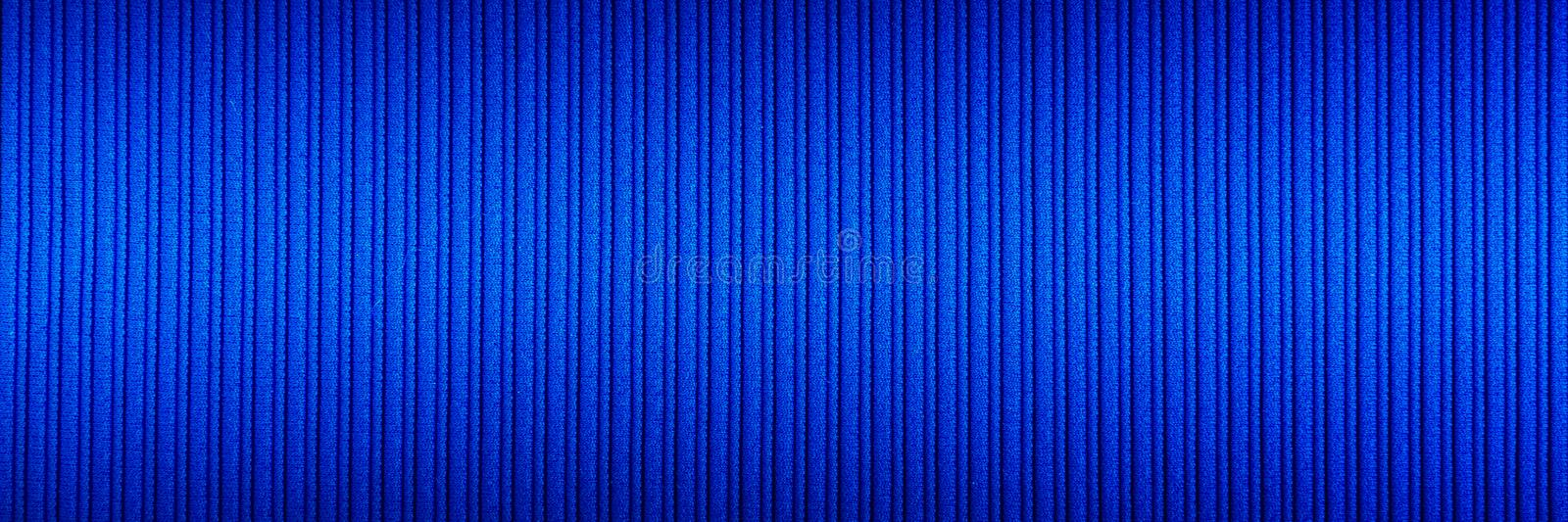Cor azul do fundo decorativo, inclina??o superior e mais baixo da textura listrada wallpaper Arte Projeto foto de stock royalty free