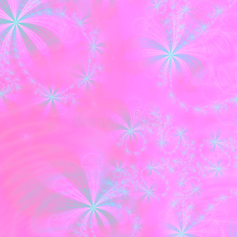 A cor-de-rosa e o fundo abstrato da prata projetam o molde ou o papel de parede ilustração royalty free