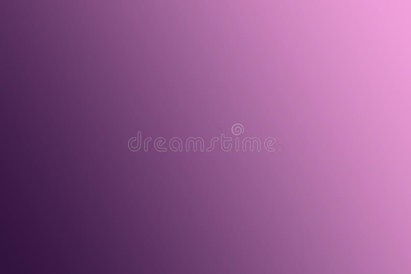 Cor-de-rosa e roxo colore a textura abstrata do fundo para o projeto de cartão, desktop, papel de parede com espaço para o texto ilustração do vetor