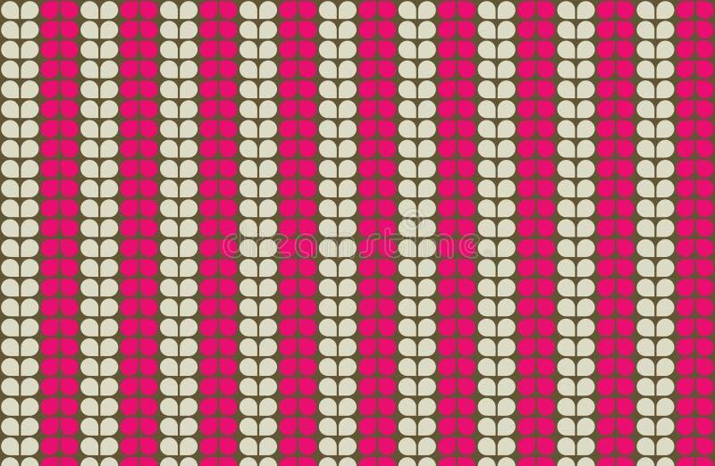 Cor-de-rosa sem emenda fotos de stock
