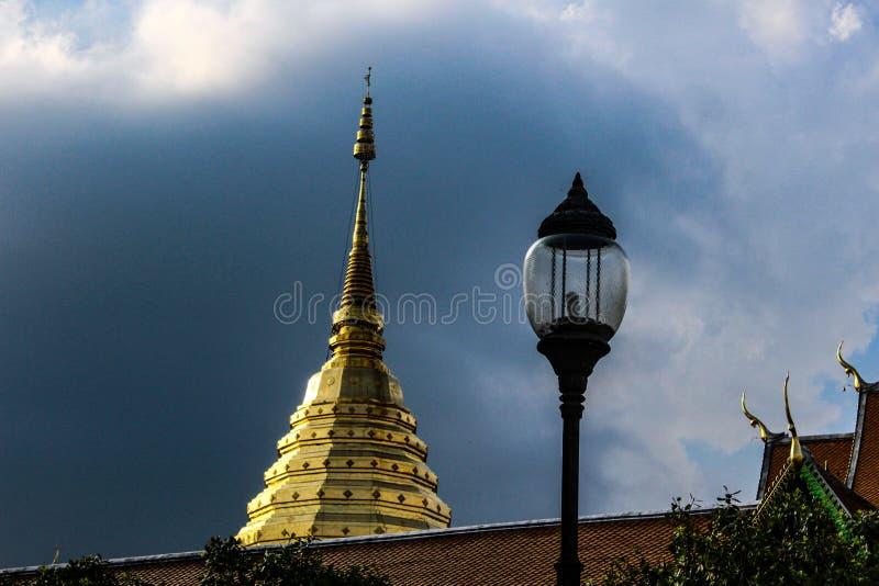 A cor de Tailândia imagens de stock