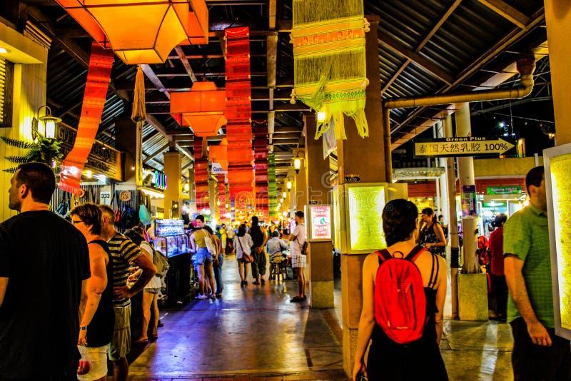 A cor de Tailândia imagens de stock royalty free