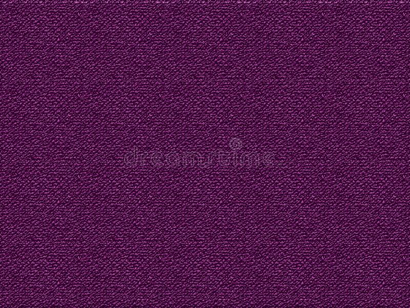 Cor do roxo da textura da tela fotografia de stock royalty free