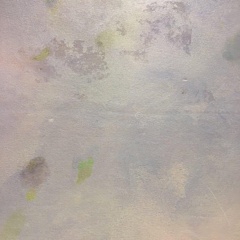 A cor pastel roxa e cinzenta macia suja abstrata pintou o fundo fotografia de stock royalty free