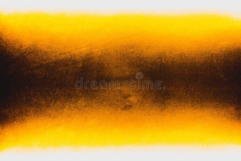 Cor preta, alaranjada e branca consistir de duas cores do fundo fotos de stock
