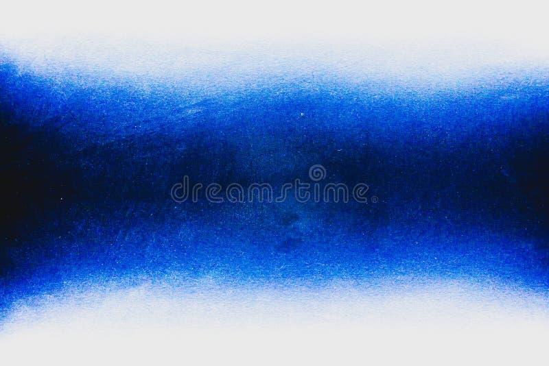 Cor preta, azul e branca consistir de duas cores do fundo imagem de stock