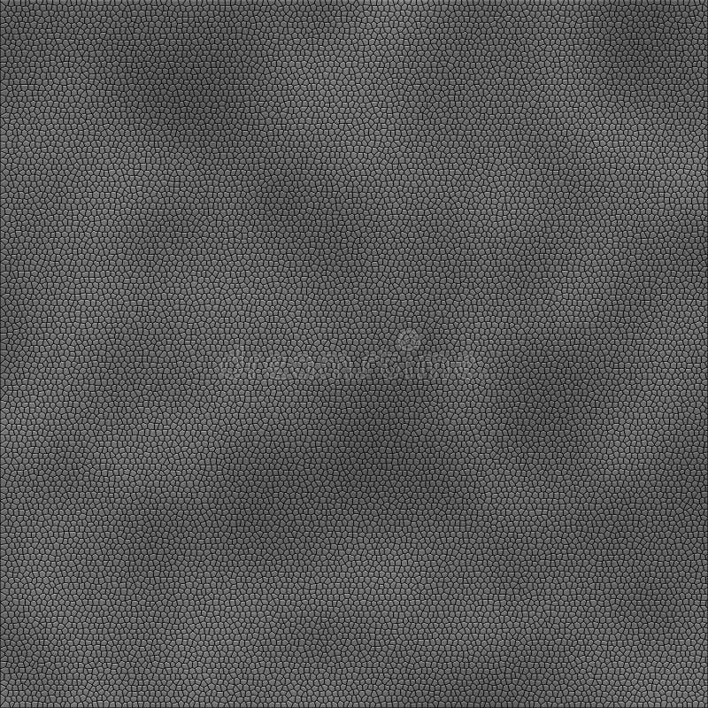 Cor preta de couro da textura fotos de stock