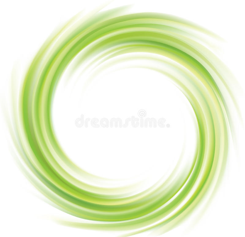 Cor verde de roda do contexto do vetor ilustração do vetor