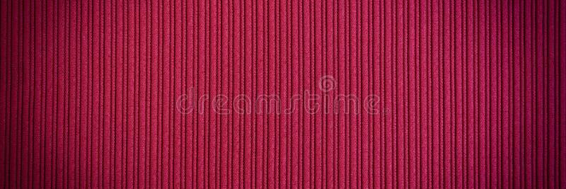 Cor vermelha do fundo decorativo, textura listrada, inclina??o do vignetting wallpaper Arte Projeto foto de stock royalty free