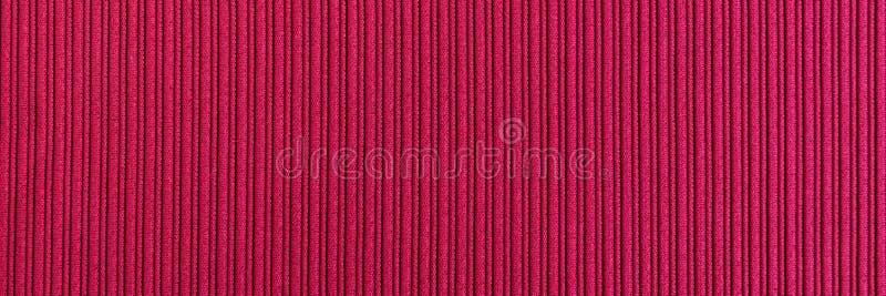 Cor vermelha do fundo decorativo, textura listrada wallpaper Arte Projeto foto de stock royalty free