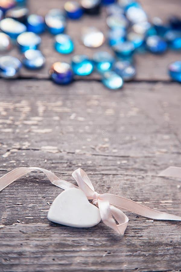 Coração da porcelana fotos de stock royalty free