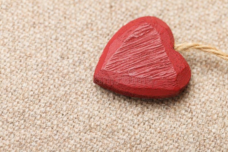 Coração do dia de Valentim imagem de stock