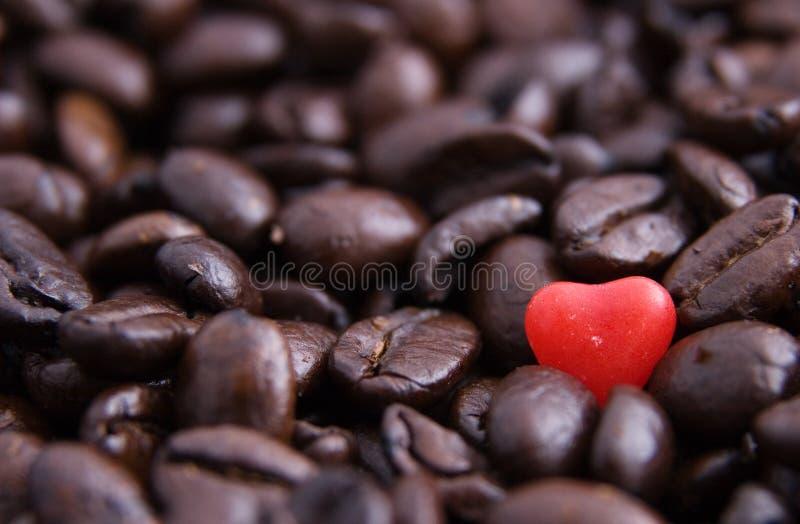 Coração dos doces imagem de stock