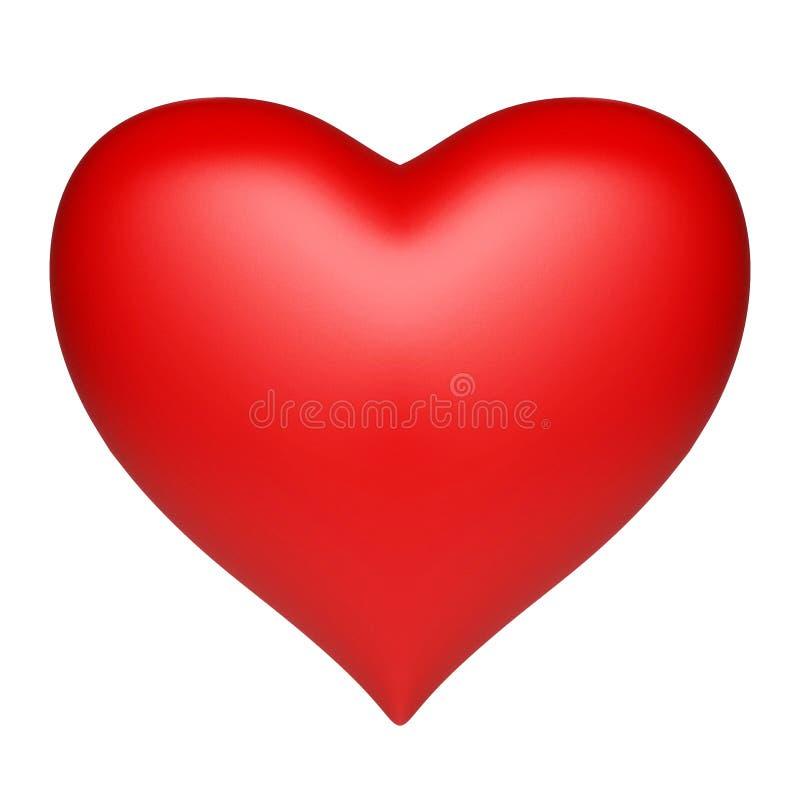 Coração - fundo do amor imagens de stock