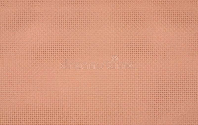 Download Coral Aida cloth stock image. Image of each, lengths - 10877313