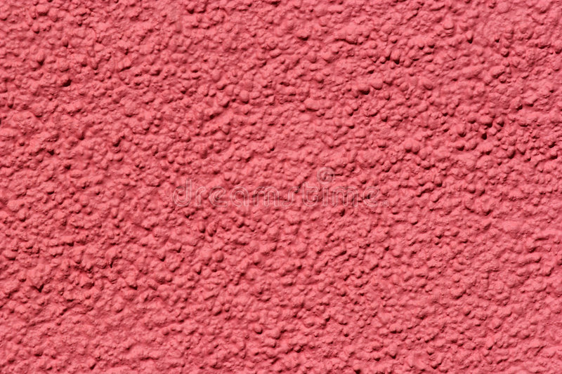 Coral Pink Pebble Dash stock images